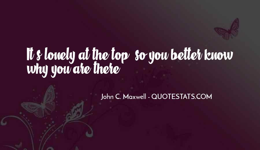 Quotes On Leadership John Maxwell #1201686