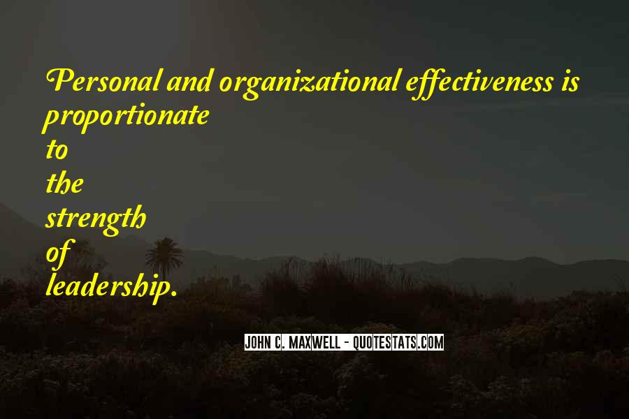 Quotes On Leadership John Maxwell #125041