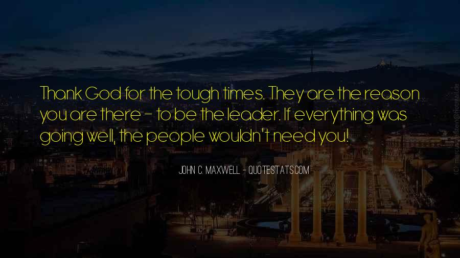 Quotes On Leadership John Maxwell #1290583