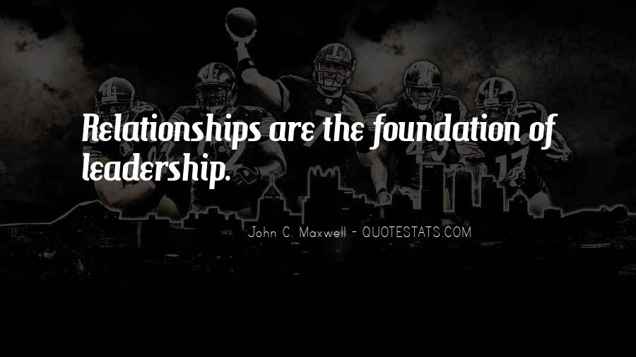 Quotes On Leadership John Maxwell #147866