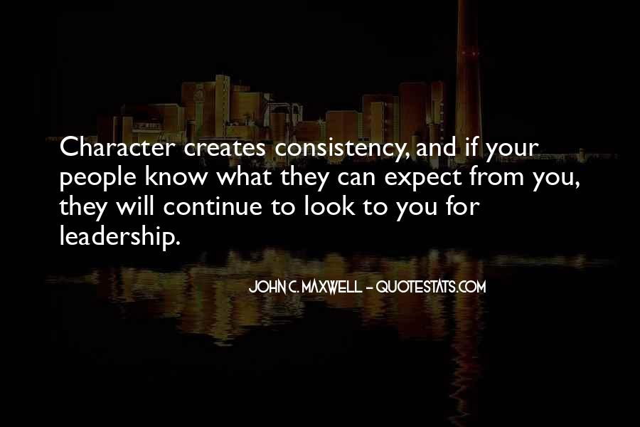 Quotes On Leadership John Maxwell #383448