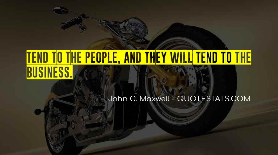 Quotes On Leadership John Maxwell #722047