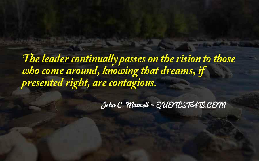 Quotes On Leadership John Maxwell #923309