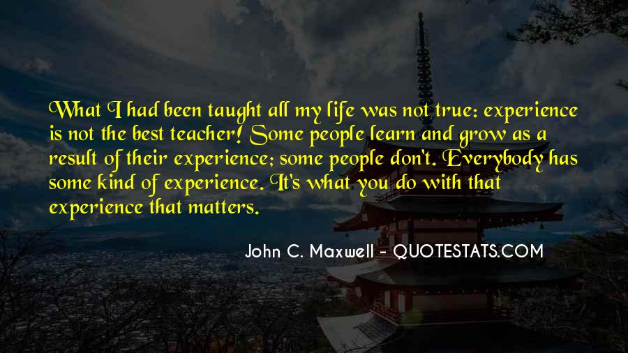 Quotes On Leadership John Maxwell #944595
