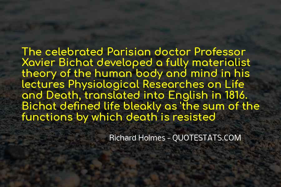 Quotes On Life Of A Doctor #1691319