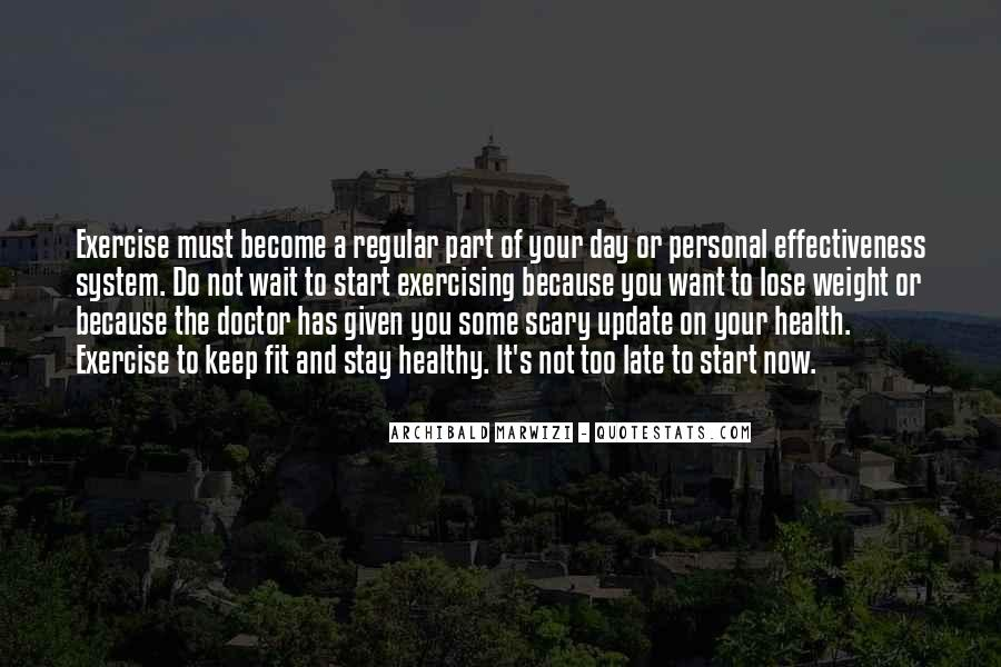 Quotes On Life Of A Doctor #1831216