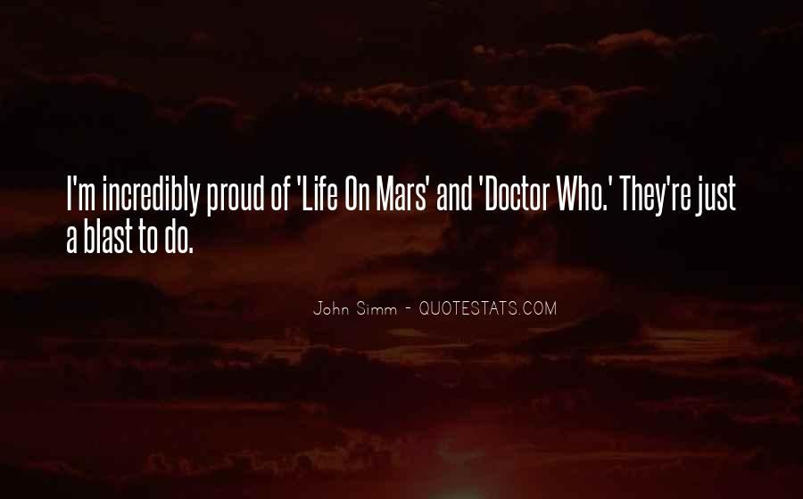 Quotes On Life Of A Doctor #1861670