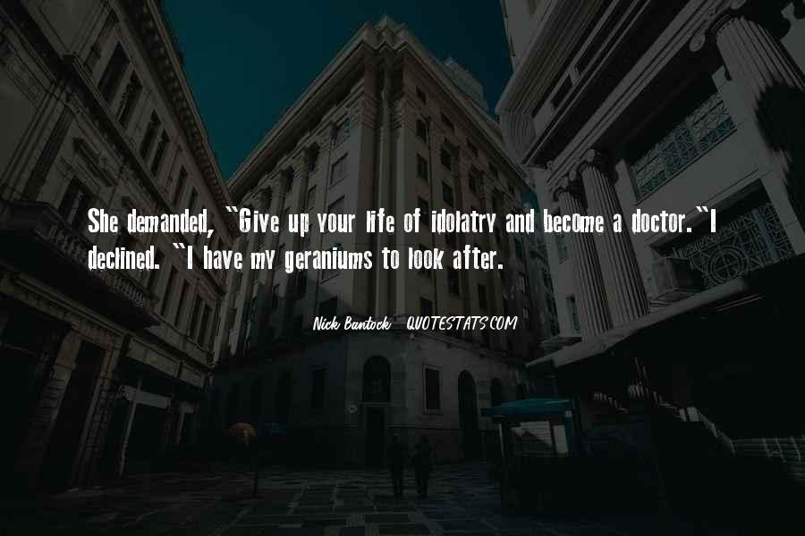 Quotes On Life Of A Doctor #398692