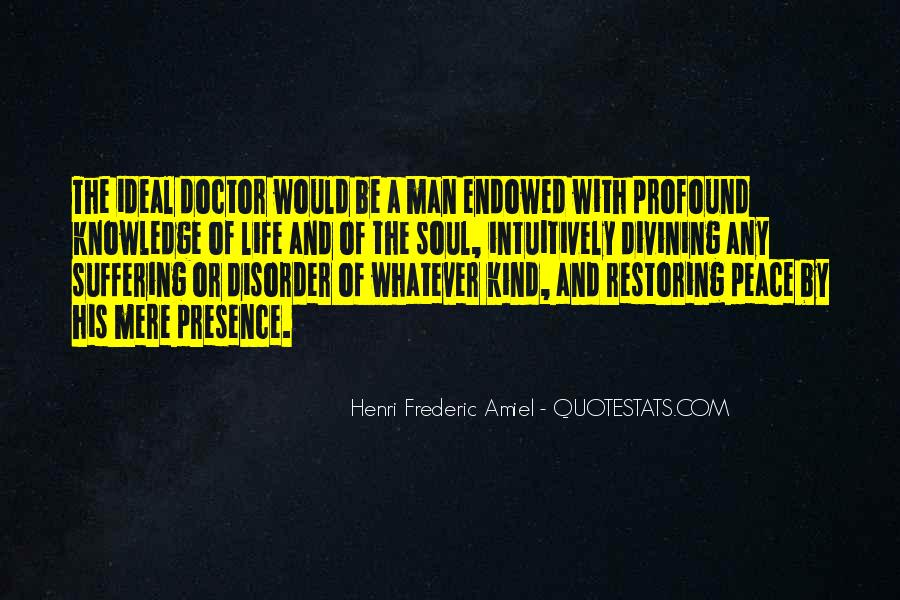 Quotes On Life Of A Doctor #433521