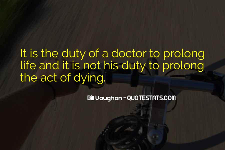 Quotes On Life Of A Doctor #52637