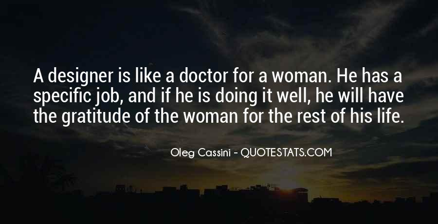 Quotes On Life Of A Doctor #723702
