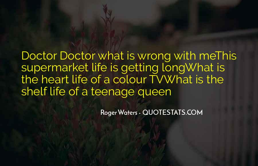 Quotes On Life Of A Doctor #8991