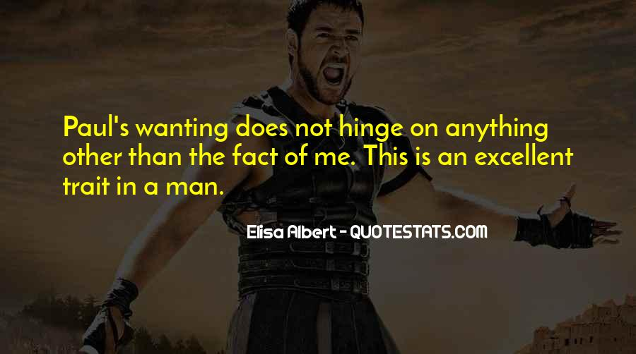 Quotes About Not Wanting Me #444276