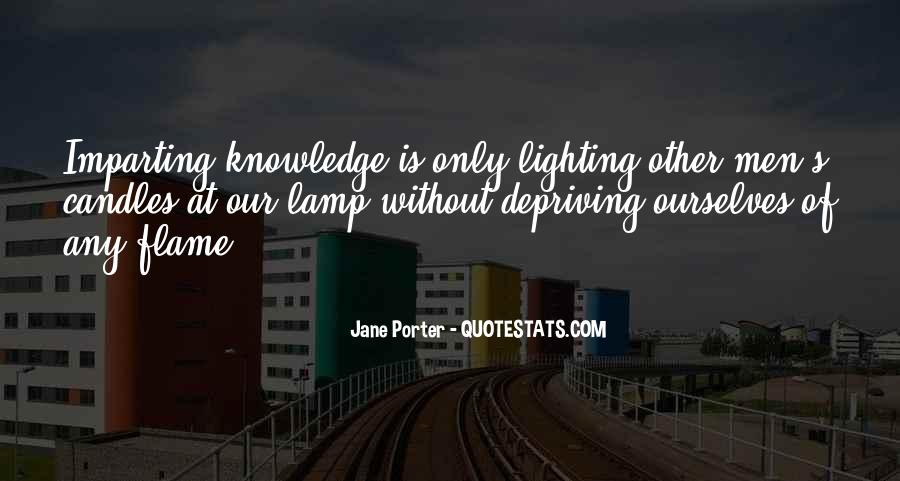 Quotes On Lighting Candles #1449055