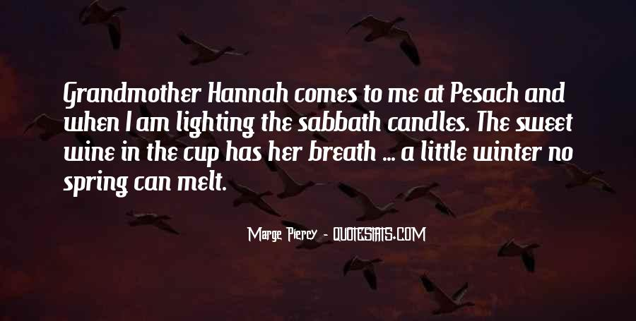 Quotes On Lighting Candles #934959