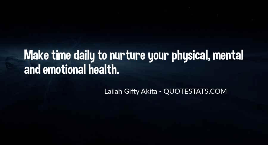 Quotes On Mental And Physical Fitness #1278394
