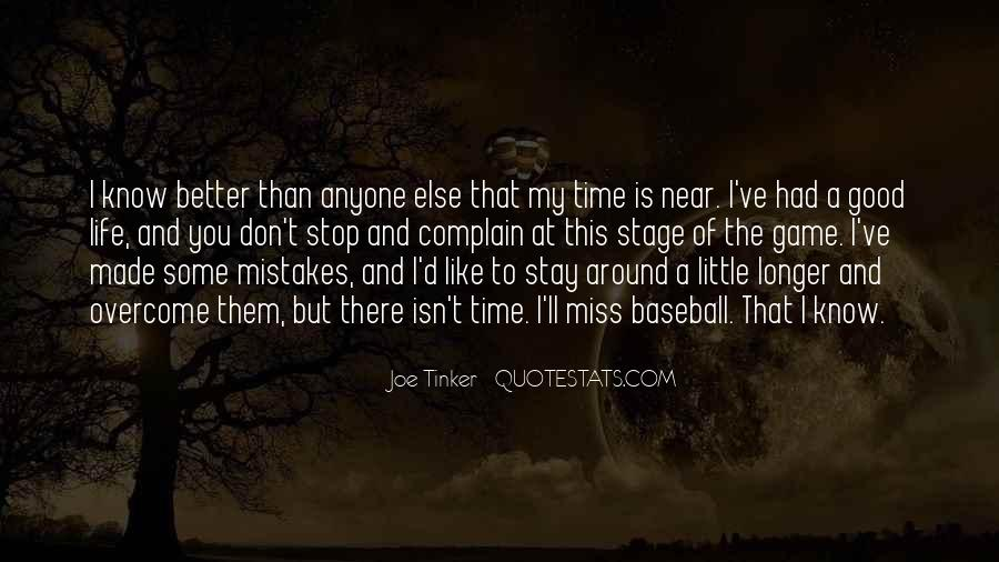 Quotes On Mistakes Of My Life #1576741