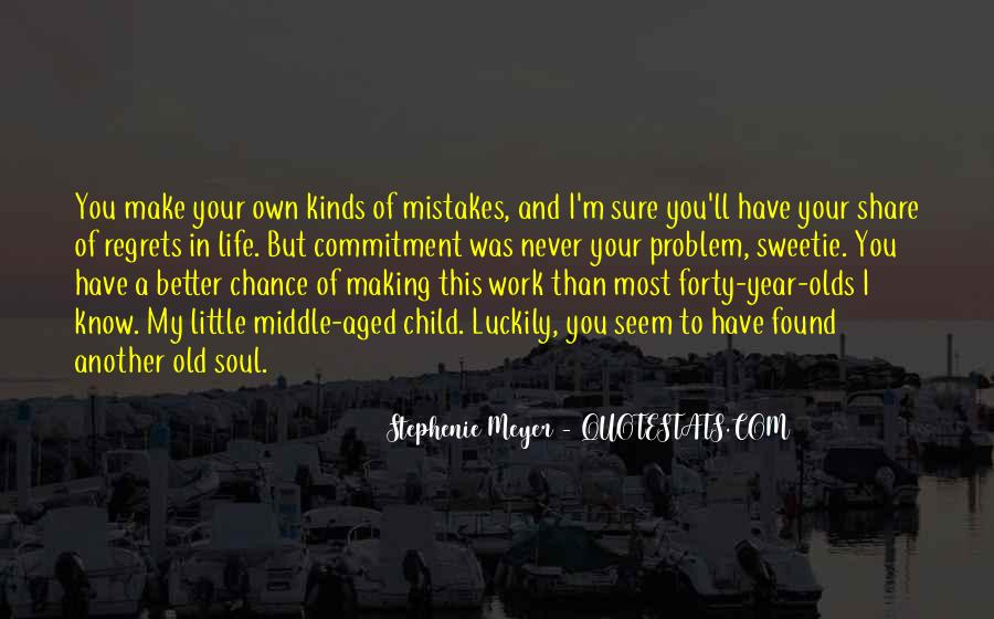 Quotes On Mistakes Of My Life #234996