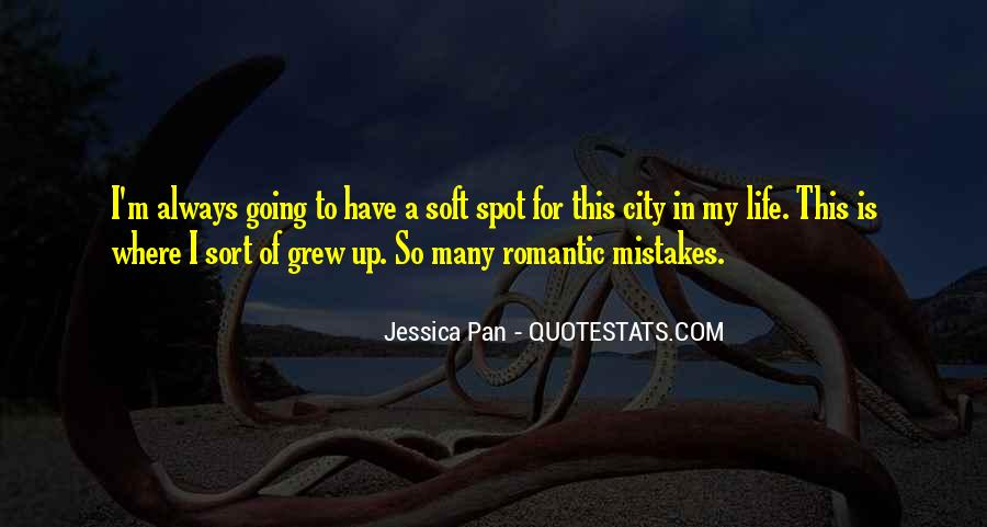 Quotes On Mistakes Of My Life #260052