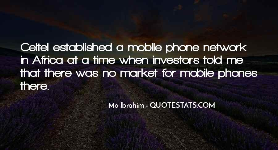 Quotes On Mobile Phone #1064131