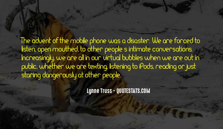 Quotes On Mobile Phone #1304754