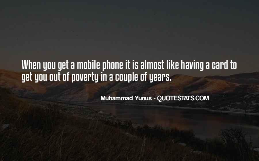 Quotes On Mobile Phone #158639