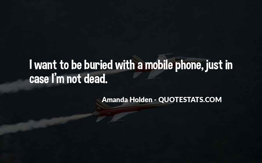 Quotes On Mobile Phone #601387