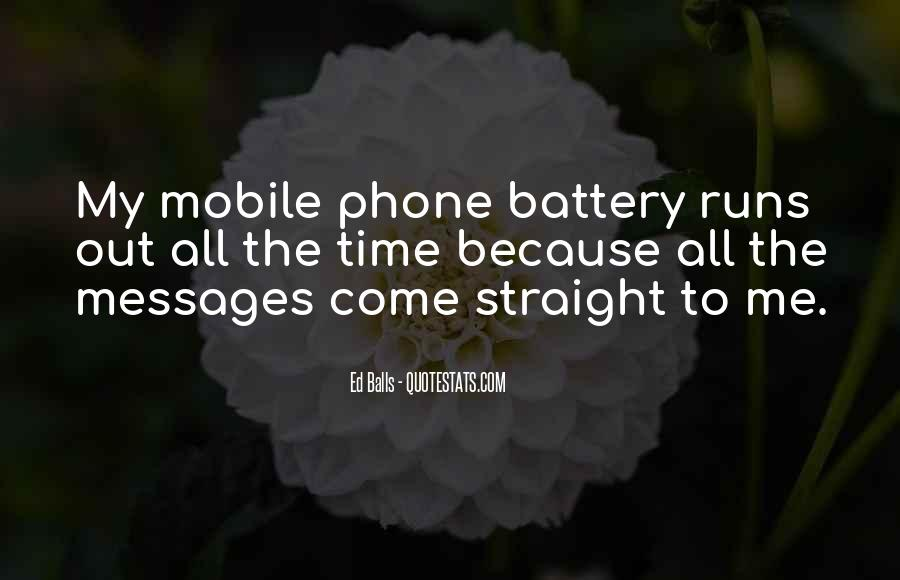 Quotes On Mobile Phone #762311