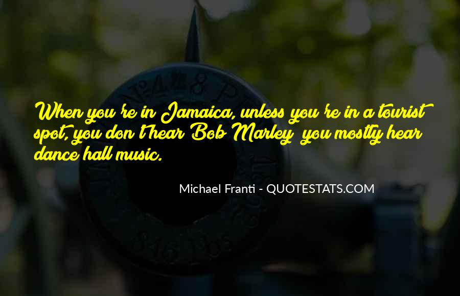 Quotes On Music Bob Marley #1154351