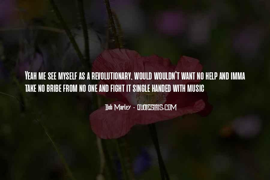 Quotes On Music Bob Marley #1448084