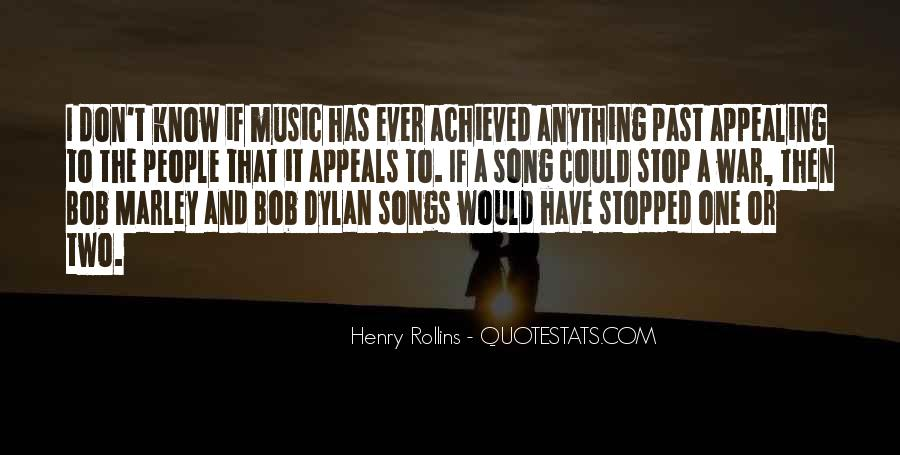 Quotes On Music Bob Marley #1486056
