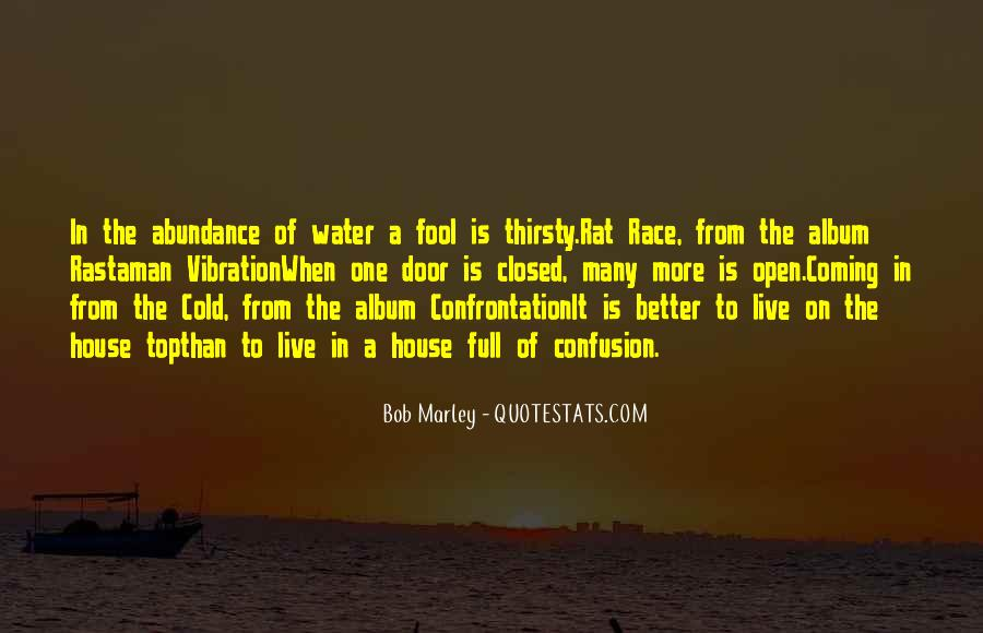 Quotes On Music Bob Marley #268855