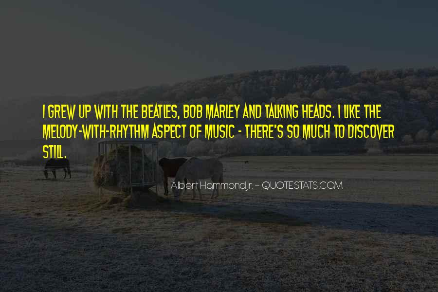 Quotes On Music Bob Marley #598745