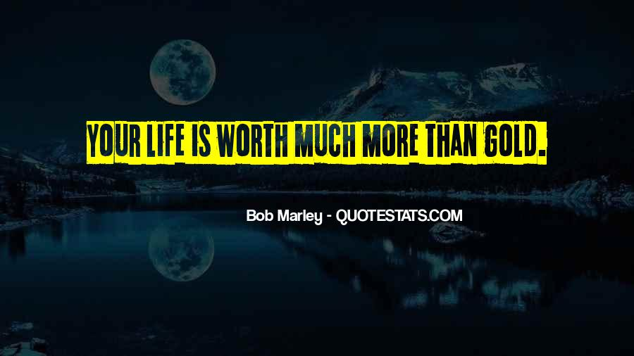 Quotes On Music Bob Marley #790189