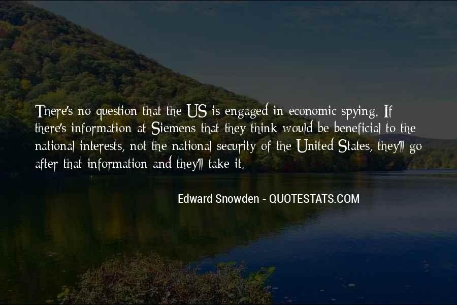 Quotes On National Security After 9/11 #521399