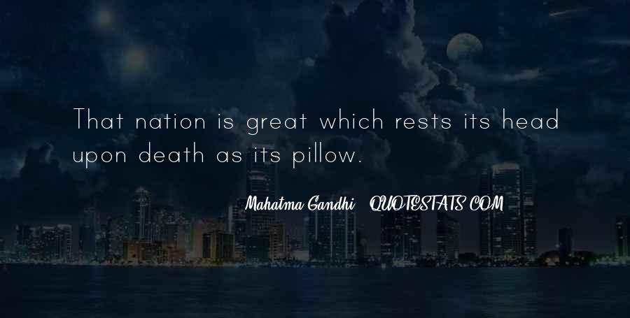 Quotes On Nationalism By Gandhi #1538952