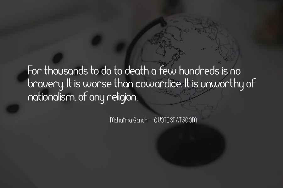 Quotes On Nationalism By Gandhi #902492