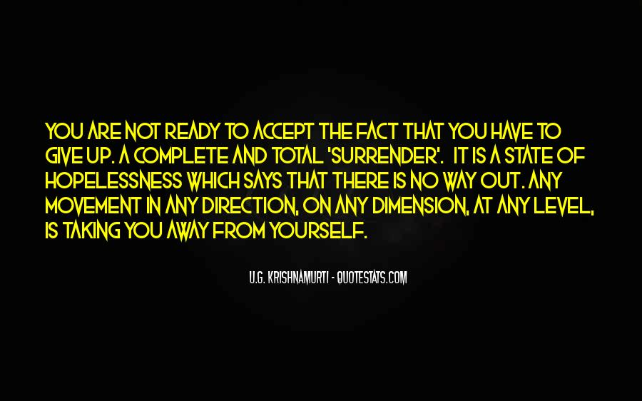 Quotes On Not Giving Up On Yourself #506939