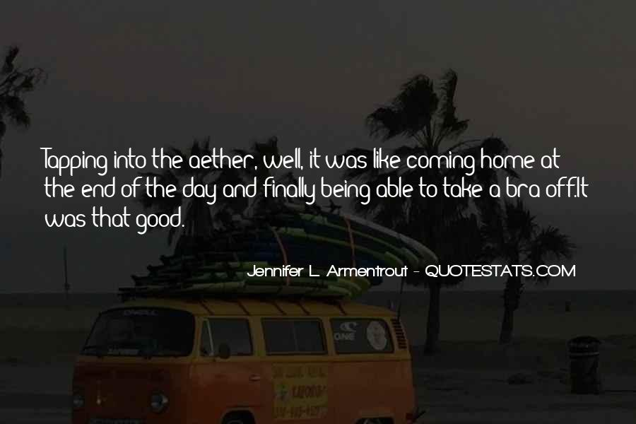 Quotes On Of The Day #8430