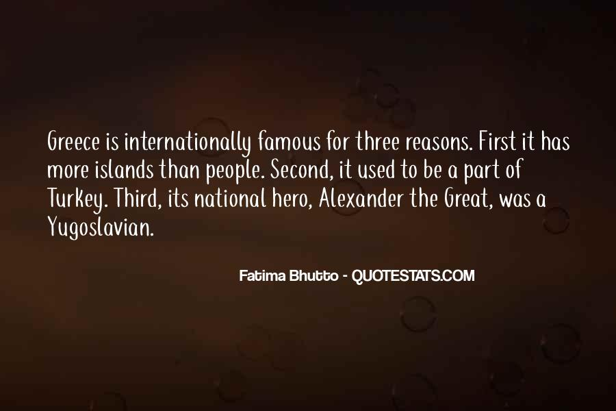 Quotes On Our National Hero #1441249