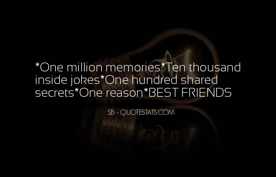 Quotes On Past Memories With Friends #152733