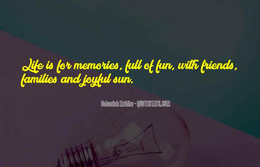Quotes On Past Memories With Friends #480126