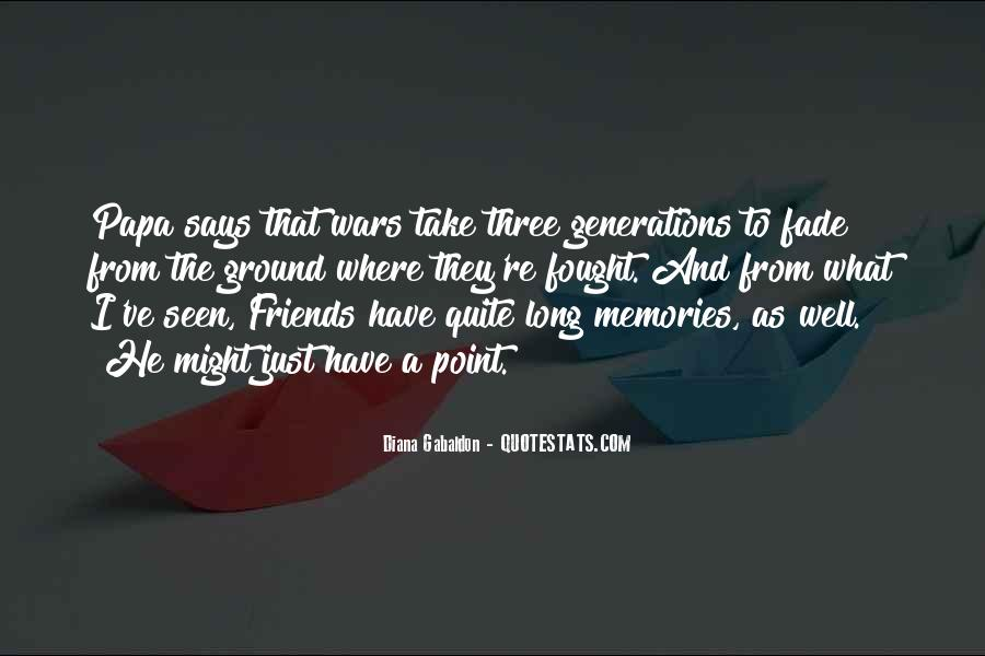 Quotes On Past Memories With Friends #606363