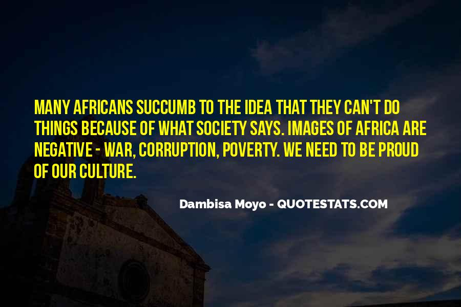Quotes On Poverty With Images #1816078