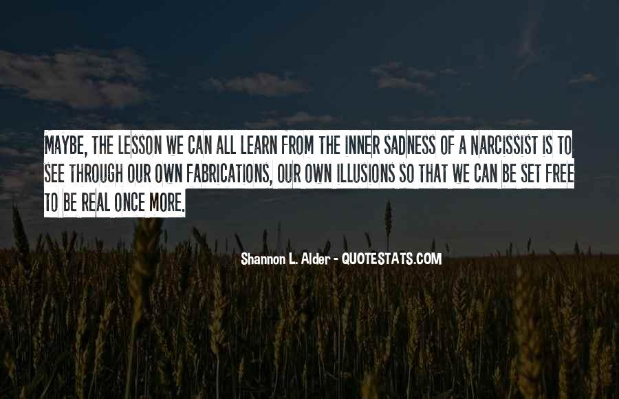Quotes On Real Life Lessons #1213454
