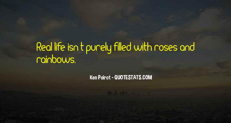 Quotes On Real Life Lessons #1523361