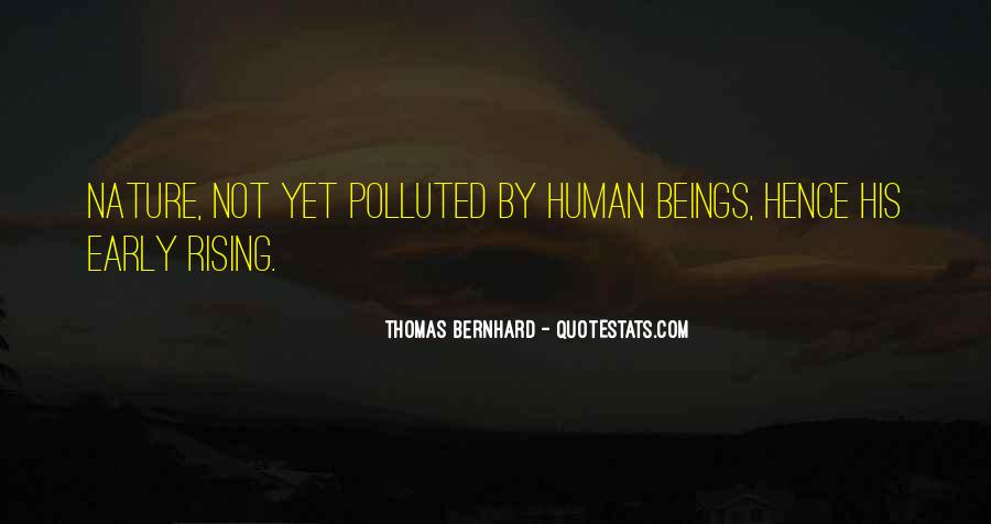 Quotes On Rising Up Early #222977
