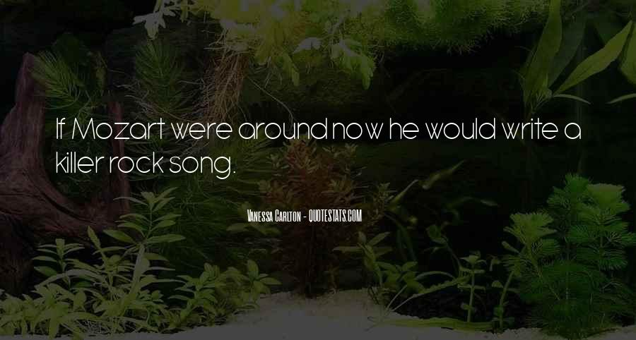 Quotes On Rock Song #1017087
