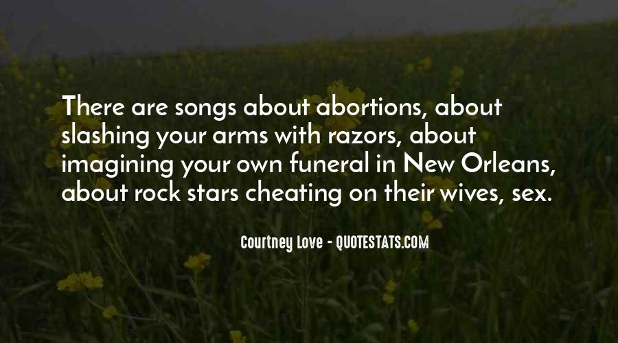 Quotes On Rock Song #1089261