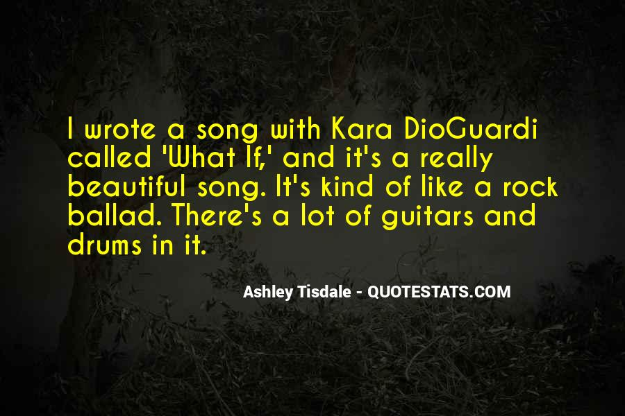 Quotes On Rock Song #389766